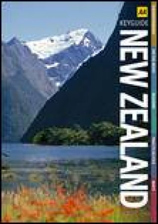 AA Key Guide: New Zealand,  2nd Ed