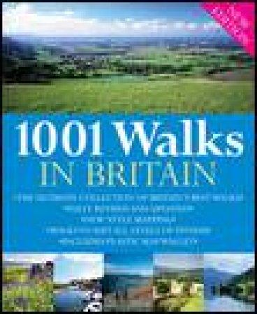 1001 Walks in Britain by Various