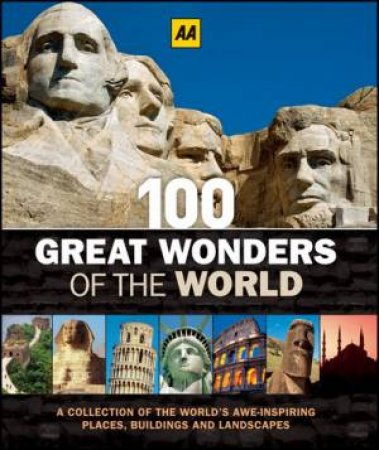100 Great Wonders of the World  (3rd Edition) by Various