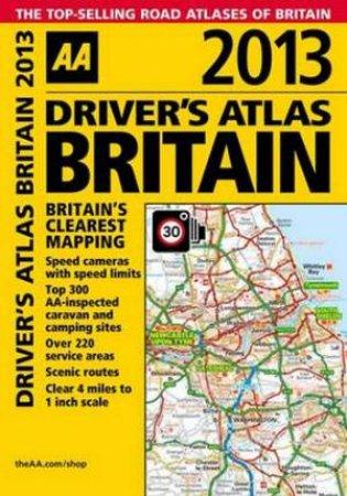 AA Driver's Atlas Britain 2013