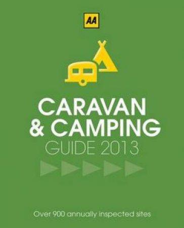 AA Caravan & Camping Britain 2013