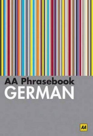 AA Phrasebook German