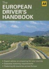 AA European Drivers Handbook