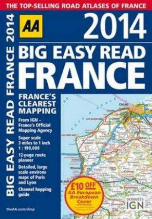 AA Big Easy Read France