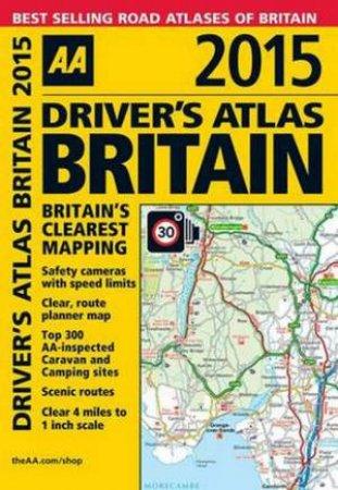 AA Driver's Atlas Britain 2015 - 13th Ed.