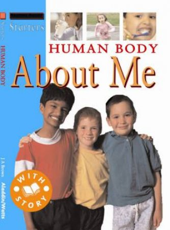 Starters L1: Human Body - About Me by Sally Hewitt