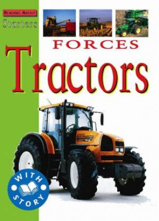Starters L2: Forces - Tractors by Sally Hewitt