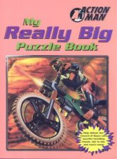 Action Man My Really Big Puzzle Book