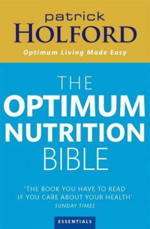 Optimum Nutrition Bible