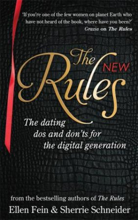 The New Rules by Ellen Fein & Sherrie Schneider