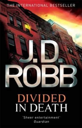 Divided In Death by J. D. Robb