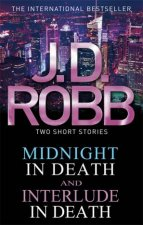 In Death Omnibus Midnight In Death And Interlude In Death