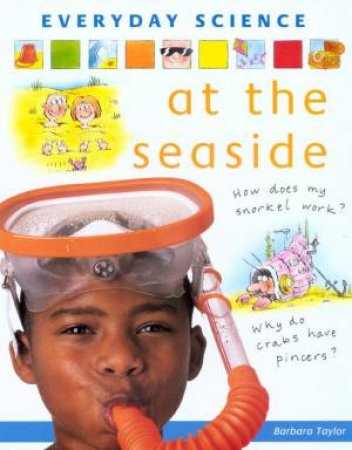 Everyday Science: At The Seaside by Barbara Taylor