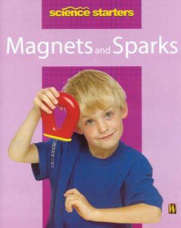 Science Starters: Magnets And Sparks by Wendy Madgwick