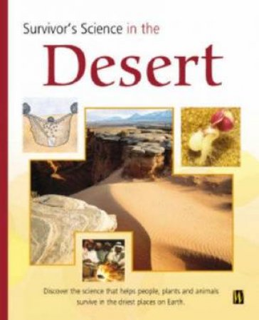 Survivor's Science: In The Desert by Peter Riley