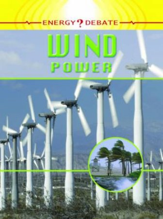 Energy Debate: Wind Power by Richard & Louise Spilsbury