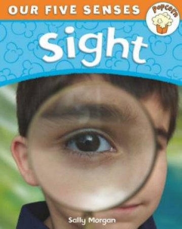 Popcorn: Our Five Senses: Sight by Sally Morgan
