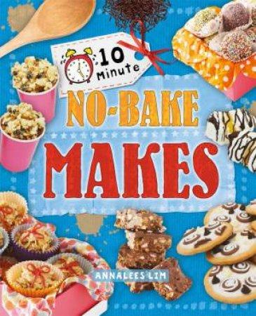 10 Minute Crafts: No-Bake Makes