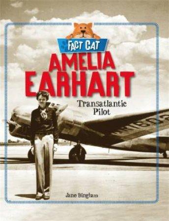 Fact Cat: History: Amelia Earhart