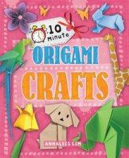 10 Minute Crafts Origami Crafts