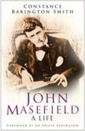 John Masefield by Constance Babington Smith