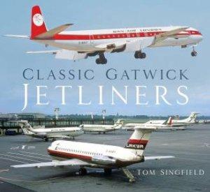 Classic Gatwick Jetliners
