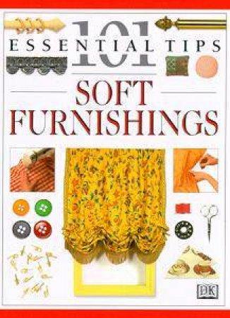 101 Essential Tips: Soft Furnishings by Julia Barnard