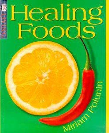 DK Living: Healing Foods by Miriam Polunin