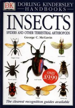 DK Handbook: Insects by Various