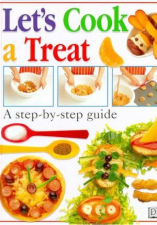Let's Cook A Treat by Helen Drew & Angela Wilkes
