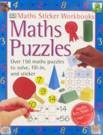 Maths Puzzles: Maths Sticker Workbooks by Various