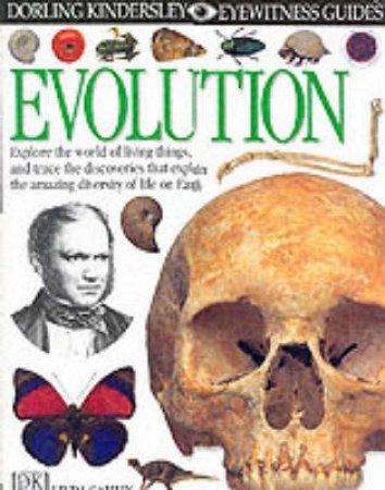Eyewitness Guides: Evolution by Linda Gamlin