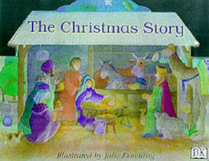 The Christmas Story Board Book by Various