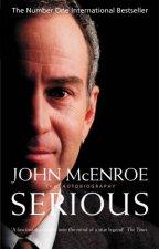 John McEnroe Serious The Autobiography