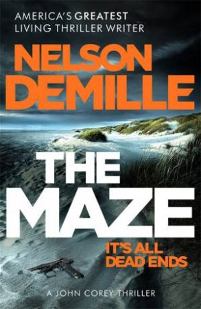The Maze by Nelson DeMille