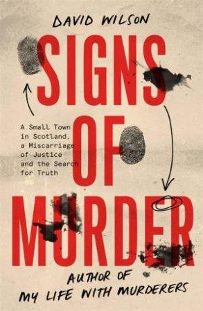 Signs Of Murder by David Wilson
