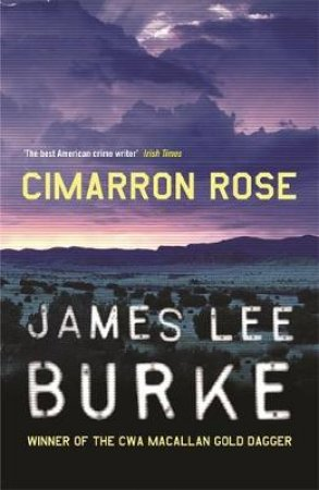 Cimarron Rose - Cassette by James Lee Burke