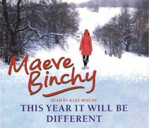 This Year It Will Be Different - Cassette by Maeve Binchy
