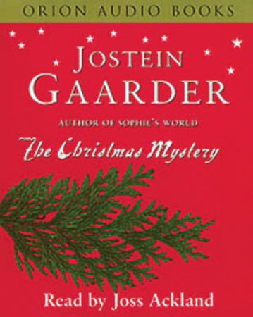 The Christmas Mystery - Cassette by Jostein Gaarder