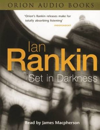 Set In Darkness - Cassette by Ian Rankin