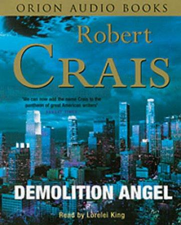 Demolition Angel - Cassette by Robert Crais
