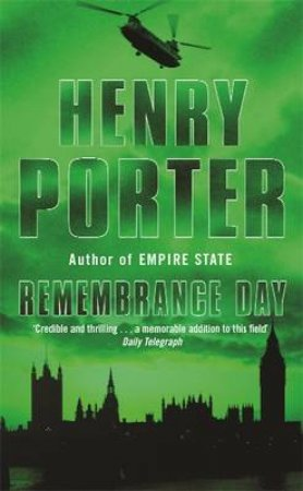 Remembrance Day - Cassette by Henry Porter