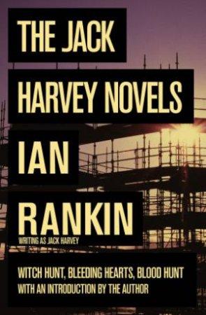 The Jack Harvey Novels Omnibus