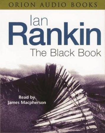 The Black Book - Cassette by Ian Rankin