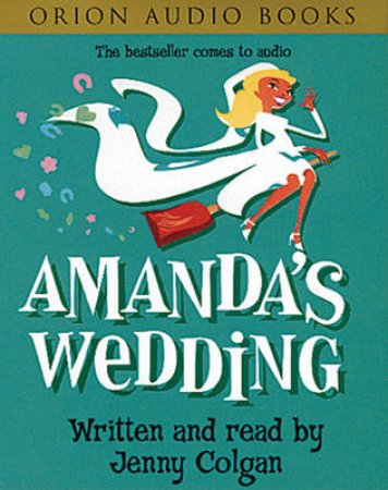 Amanda's Wedding - Cassette by Jenny Colgan