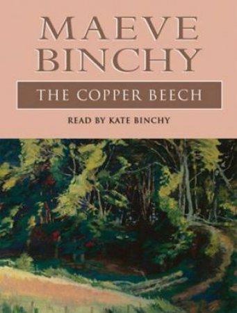 Copper Beech - CD by Maeve Binchy