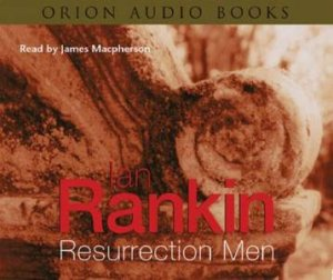 Resurrection Men - CD by Ian Rankin