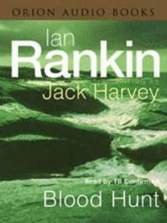 A Jack Harvey Novel: Blood Hunt - Cassette by Ian Rankin