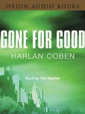 Gone For Good - Cassette by Harlan Coben
