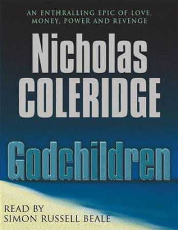 Godchildren - Cassette by Nicholas Coleridge
